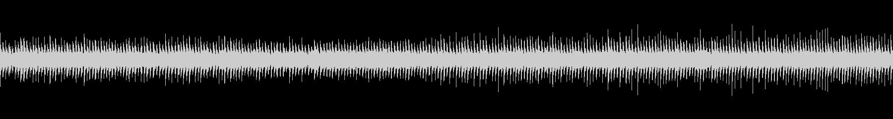 オーブントースターのタイマーカウントの未再生の波形