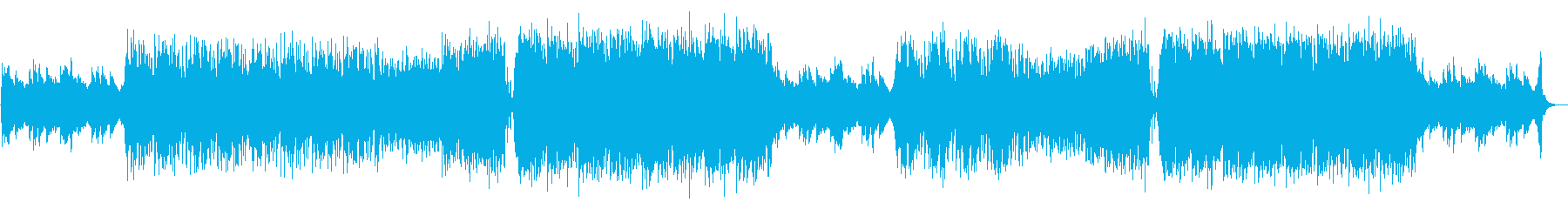 Violin House's reproduced waveform