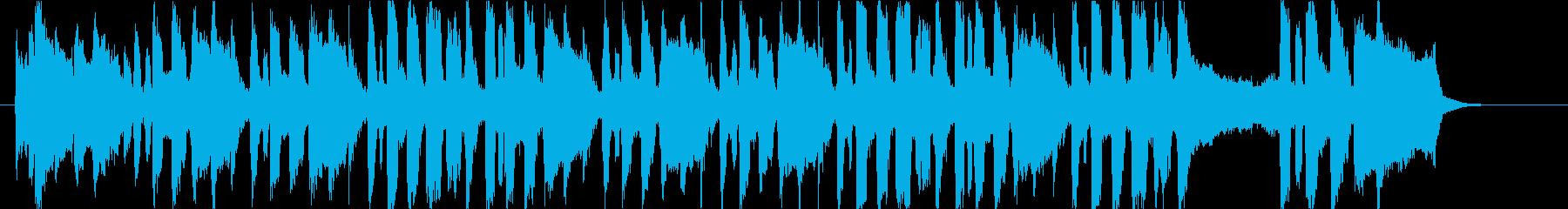 誕生日の歌(ワルツver) 【ヒマリ】の再生済みの波形