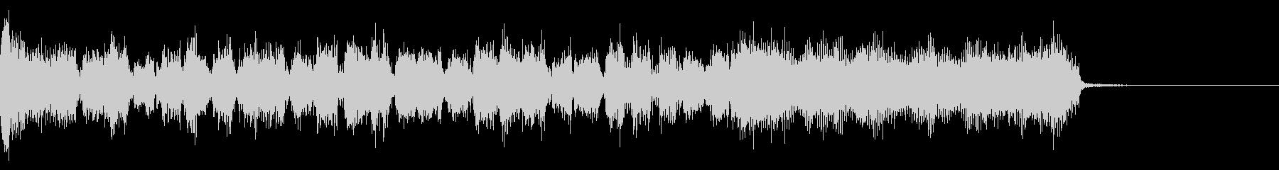 アイリッシュギターアコーディオンジングルの未再生の波形
