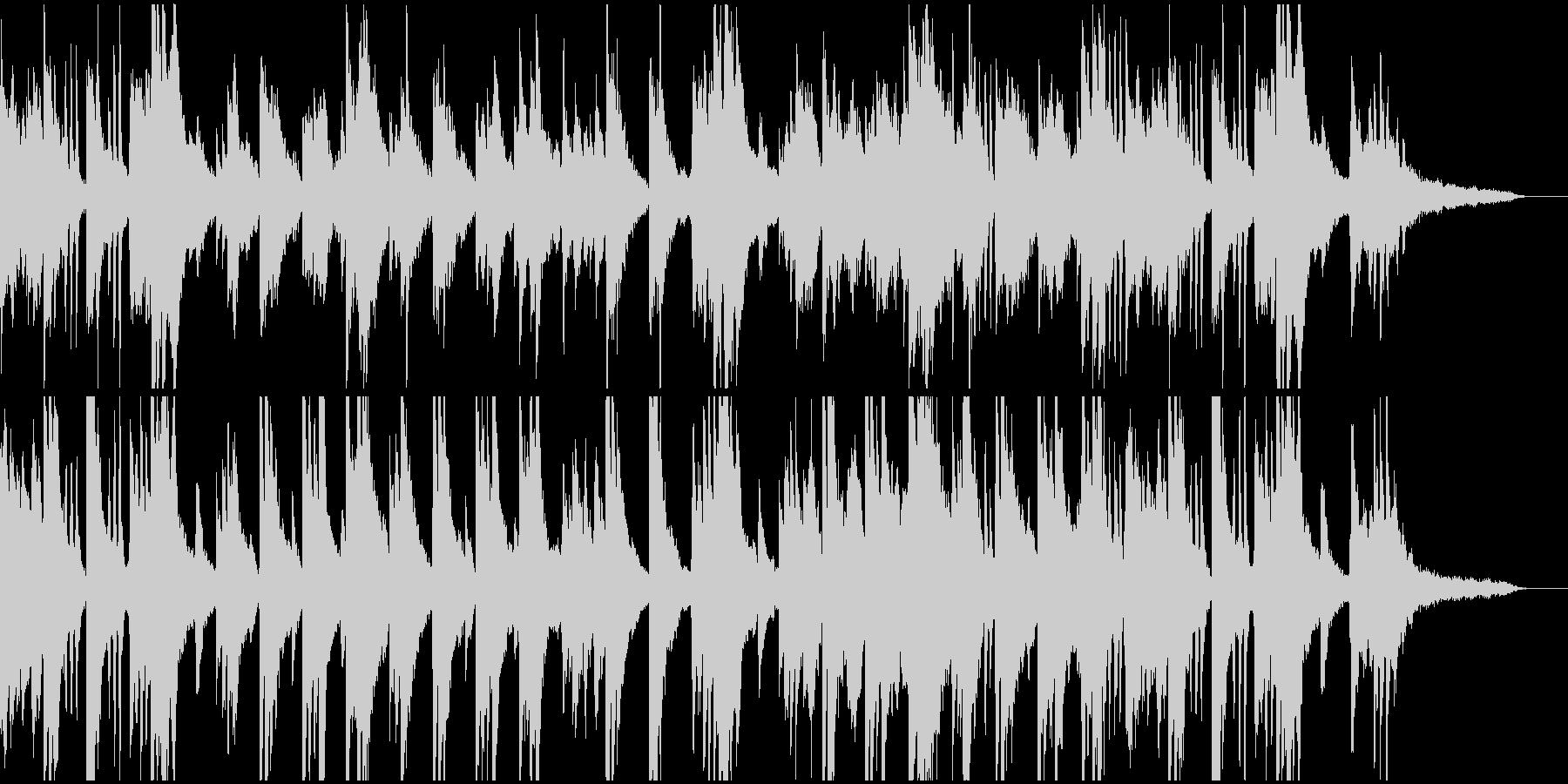ストリングスと民族弦楽器。暖かで不思議。の未再生の波形