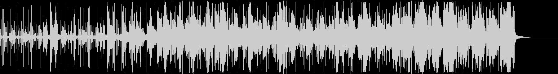 電子音・エレクトロニカ ハープ 切なげの未再生の波形