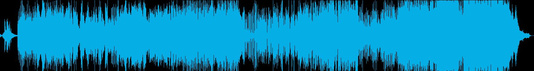 Bloomoonの再生済みの波形