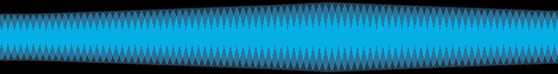 ピッ (レトロRPG風)の再生済みの波形