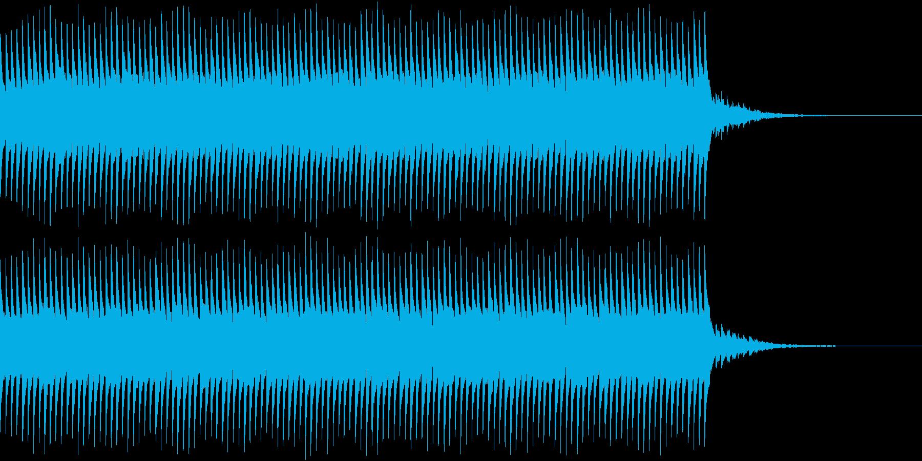 近代的な光のイメージの再生済みの波形