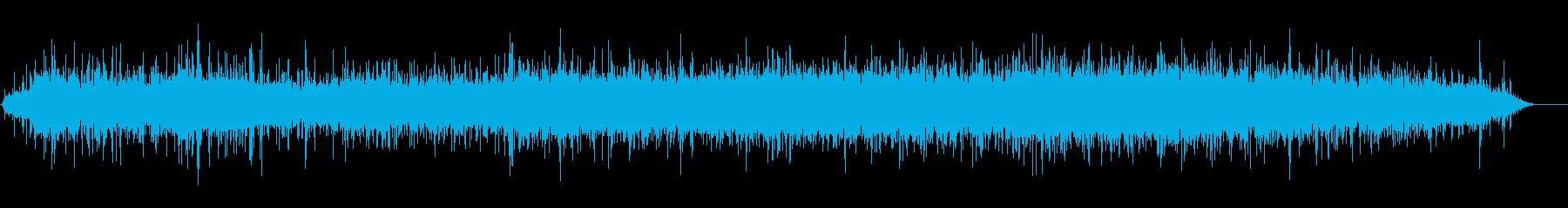 沸騰水小型家電の再生済みの波形