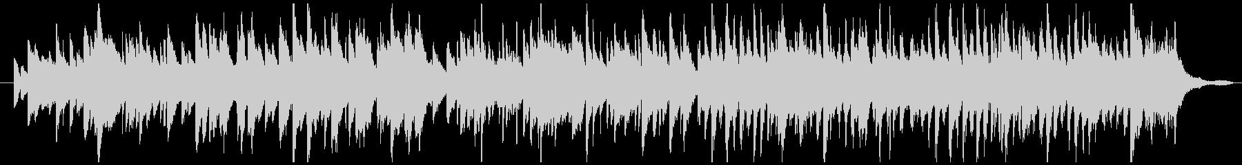 切ないピアノの旋律が印象的なバラード曲。の未再生の波形