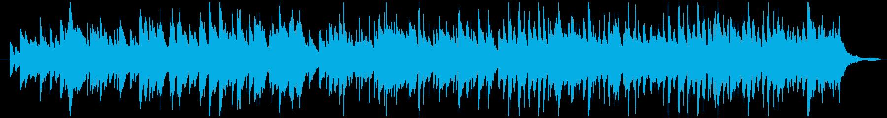 切ないピアノの旋律が印象的なバラード曲。の再生済みの波形