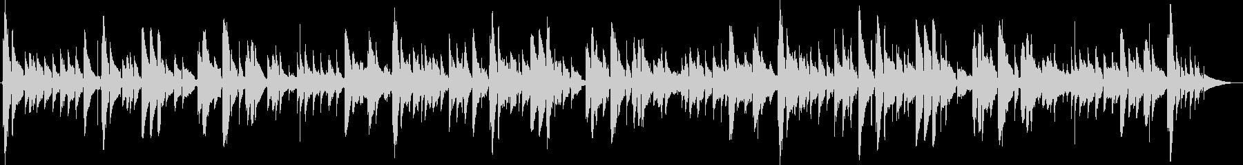 ジュピター アコギ演奏 感動的 結婚式の未再生の波形