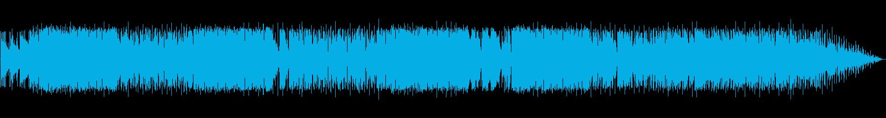 グルーヴィー。一方のマービンゲイ。の再生済みの波形