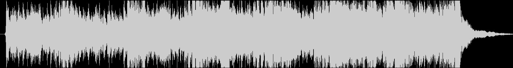 電気音響シンフォニー 積極的 焦り...の未再生の波形