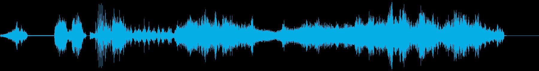 マイクロボットモーフ、ロボット、ド...の再生済みの波形