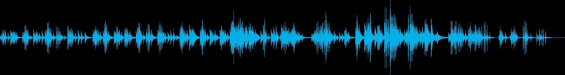 いつでも一緒だよ。(ピアノソロ・優しい)の再生済みの波形