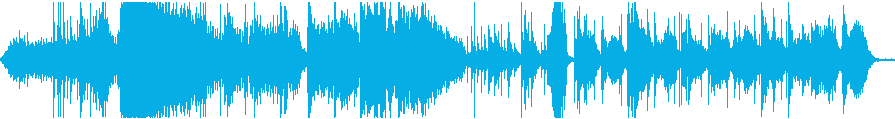 揺らぎに満ちたオリエンタルサウンドの再生済みの波形