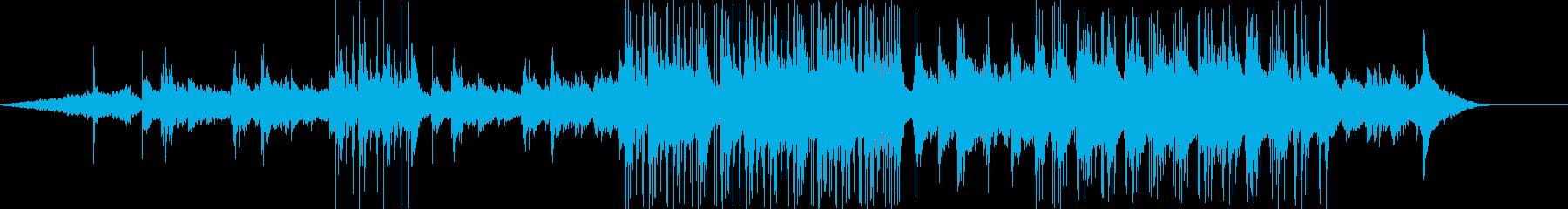 ピンクフロイドの世界。の再生済みの波形