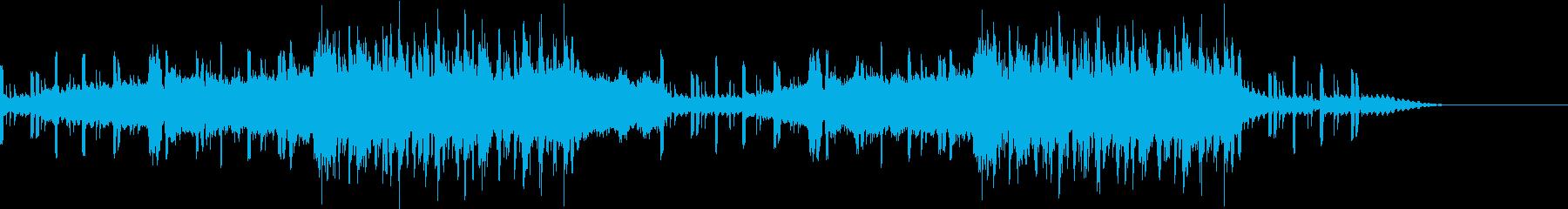 BGM_ポップの再生済みの波形
