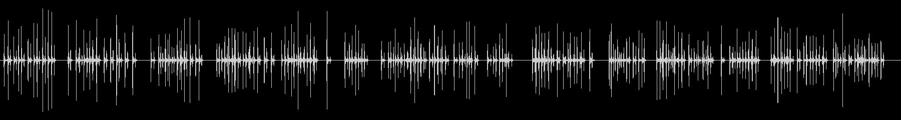 PC キーボード05-02(強)の未再生の波形