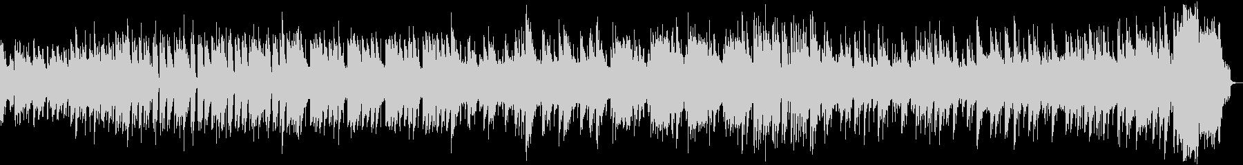 8bit ポップな宇宙 1コーラス版の未再生の波形