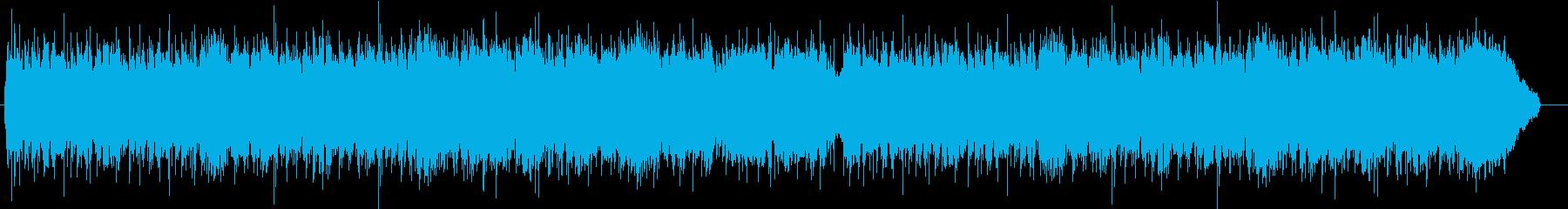 ダークヒーローのBGMなどにの再生済みの波形