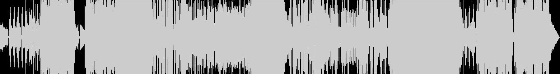 実験的ジャズ。奇妙な。 Synth...の未再生の波形