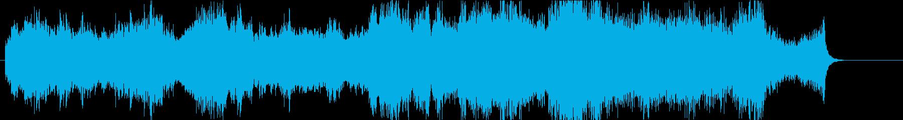 映画、壮大泣ける感動オーケストラハーフbの再生済みの波形
