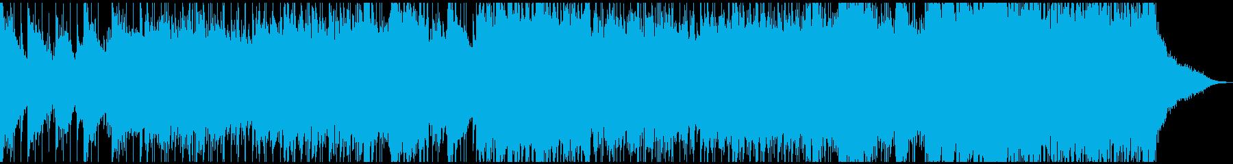 ★生演奏★アンビエント系ポップロックの再生済みの波形