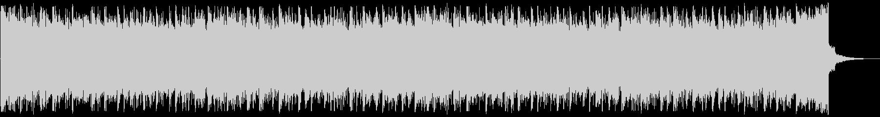 電子/疾走感/ロック_No358_5の未再生の波形
