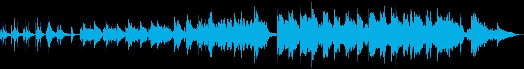 【劇伴】ピアノとフルートによる優しい曲の再生済みの波形