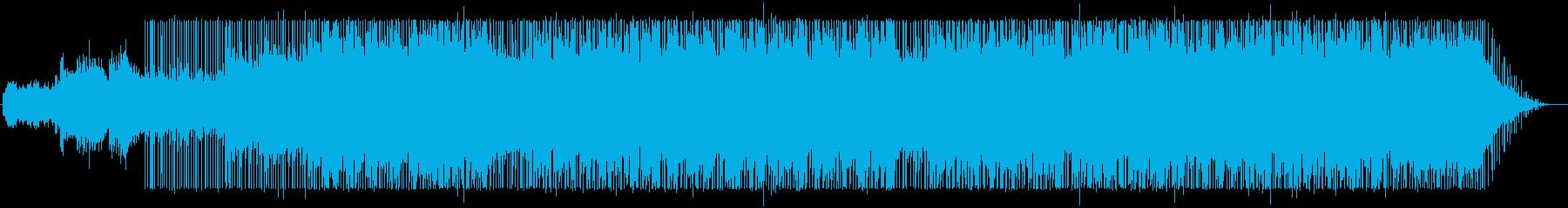 羽田空港を流れる加速感を!の再生済みの波形