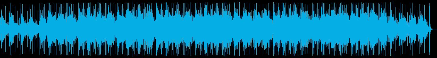 アシッドジャズ・夜の首都高ドライブの再生済みの波形