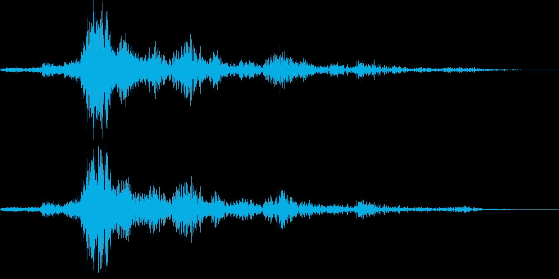 Creepy Noise Whoo...の再生済みの波形