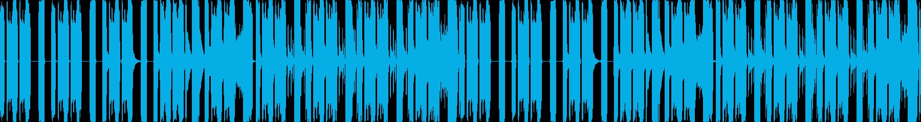 【★ポップ/クイズ/EDM/BGM】の再生済みの波形