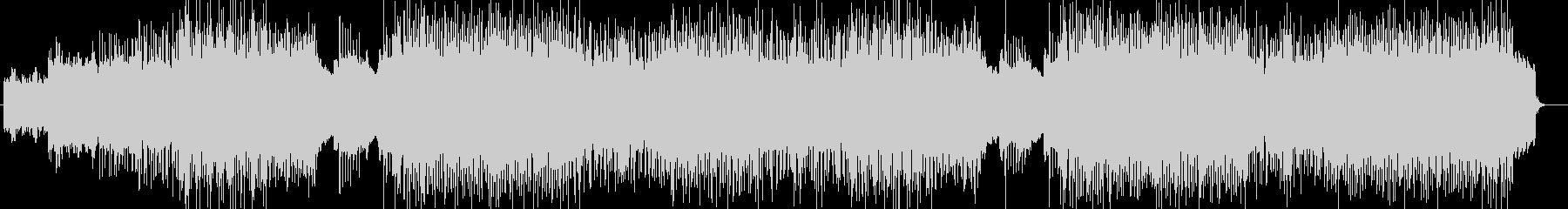 「HR/HM」「DARK」BGM197の未再生の波形