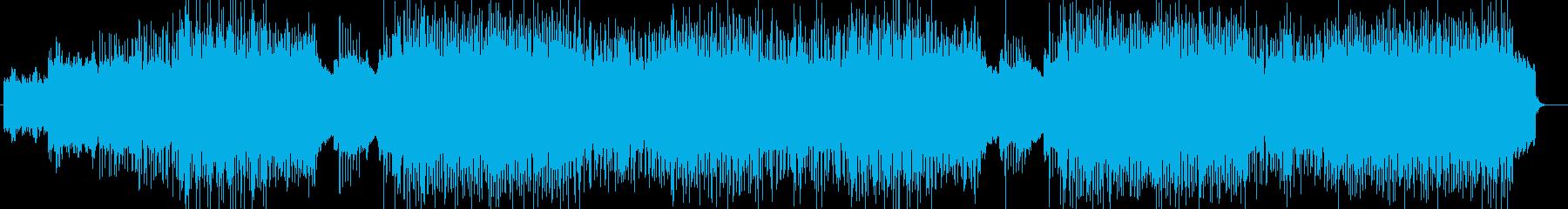 「HR/HM」「DARK」BGM197の再生済みの波形