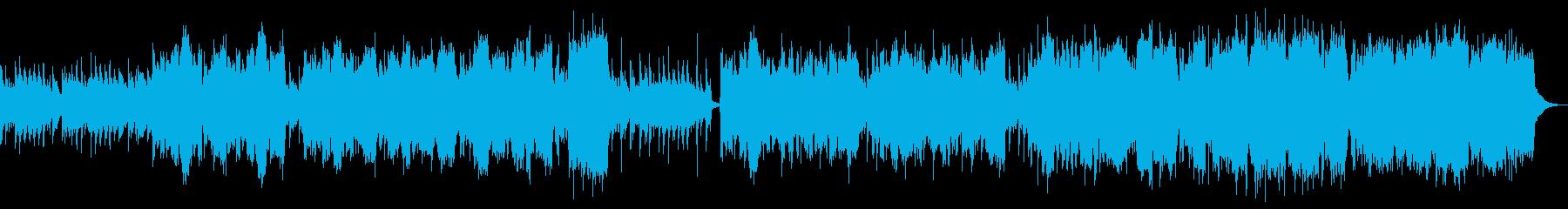 感動バラード・企業VP/CM・バイオリンの再生済みの波形