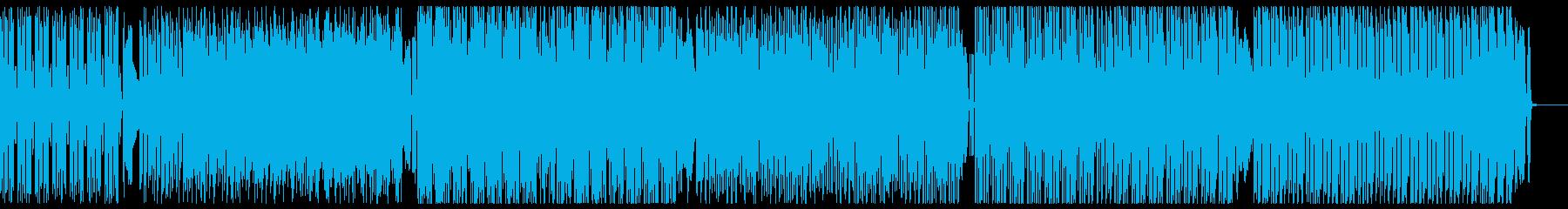 暗く妖艶・ハロウィン レトロなエレクトロの再生済みの波形
