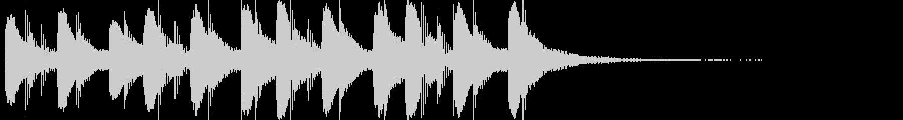 ドラム/ティンバレス フィルイン 21の未再生の波形