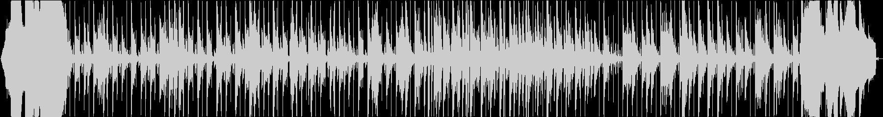 ピアノフォルテの雰囲気。リバースク...の未再生の波形