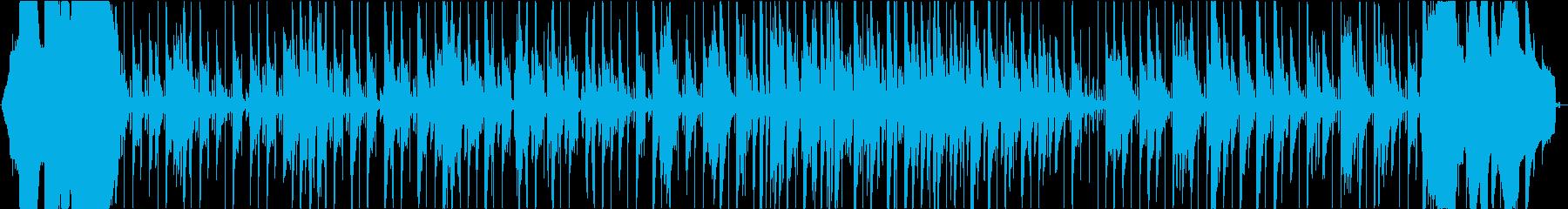 ピアノフォルテの雰囲気。リバースク...の再生済みの波形