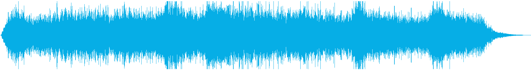 PADS リフトオフ01の再生済みの波形