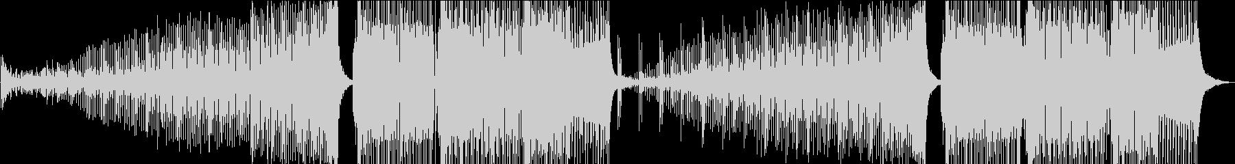 プログレッシブハウス、スクラッシーベースの未再生の波形