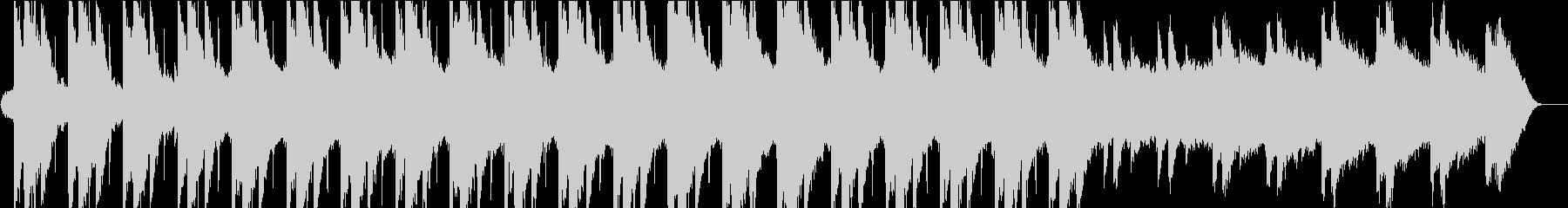 Surrenderの未再生の波形
