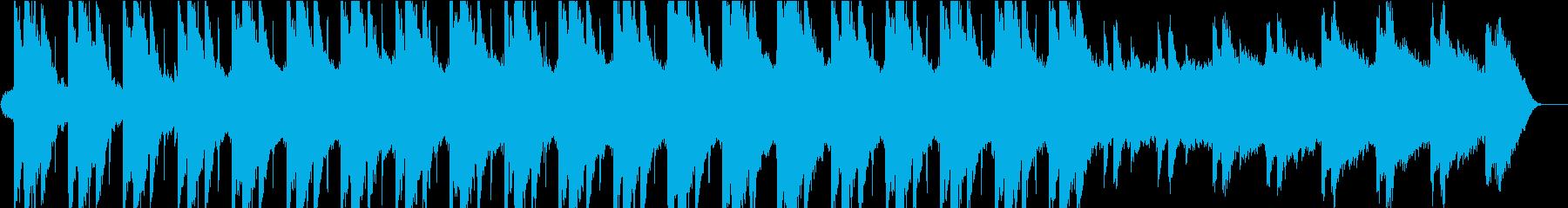 Surrenderの再生済みの波形