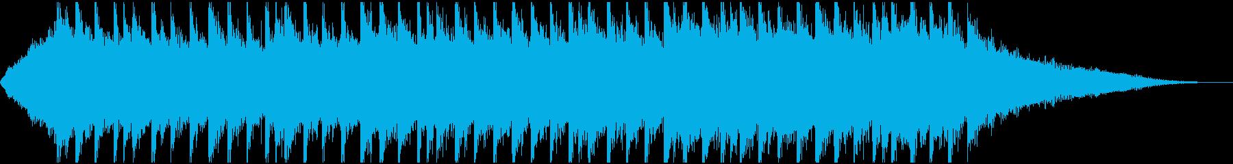 30秒ver企業VP,コーポレート,元気の再生済みの波形