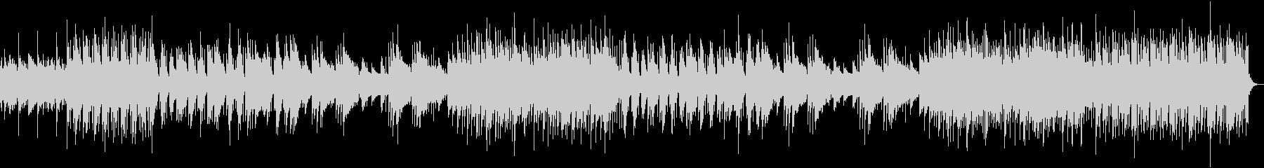 エレクトロポップの未再生の波形