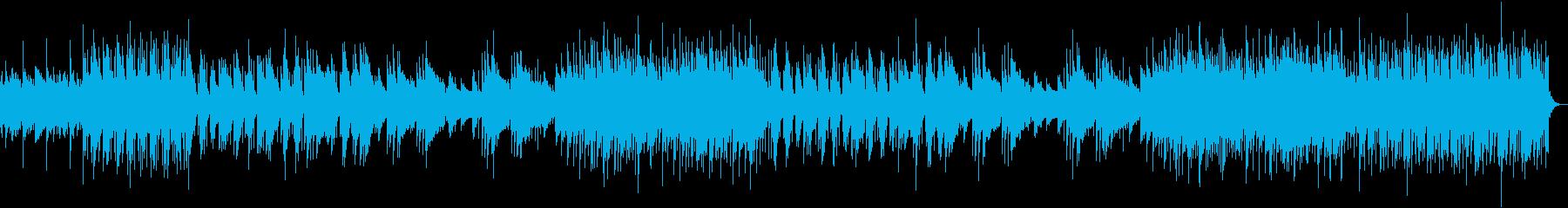 エレクトロポップの再生済みの波形