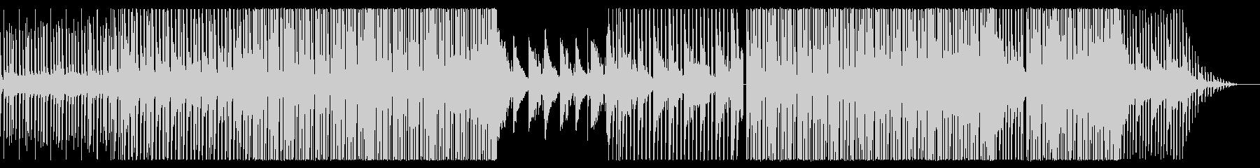 ワクワクで楽しいエレクトロ/ハウスポップの未再生の波形