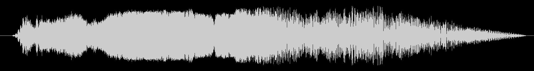 強_ジャキーン系_告知音系_11の未再生の波形