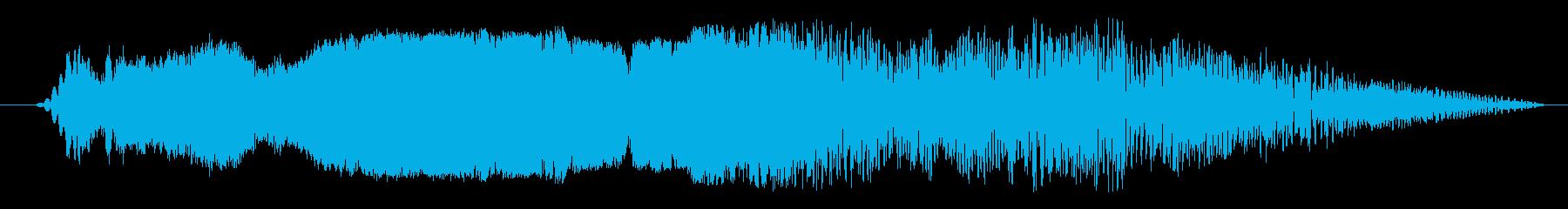 強_ジャキーン系_告知音系_11の再生済みの波形