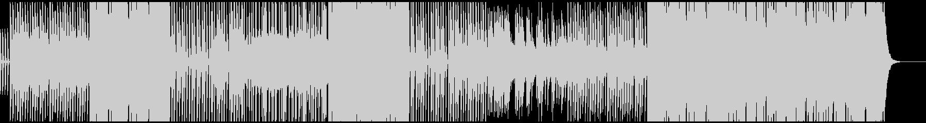 EDM系のPOPをイメージしました。の未再生の波形